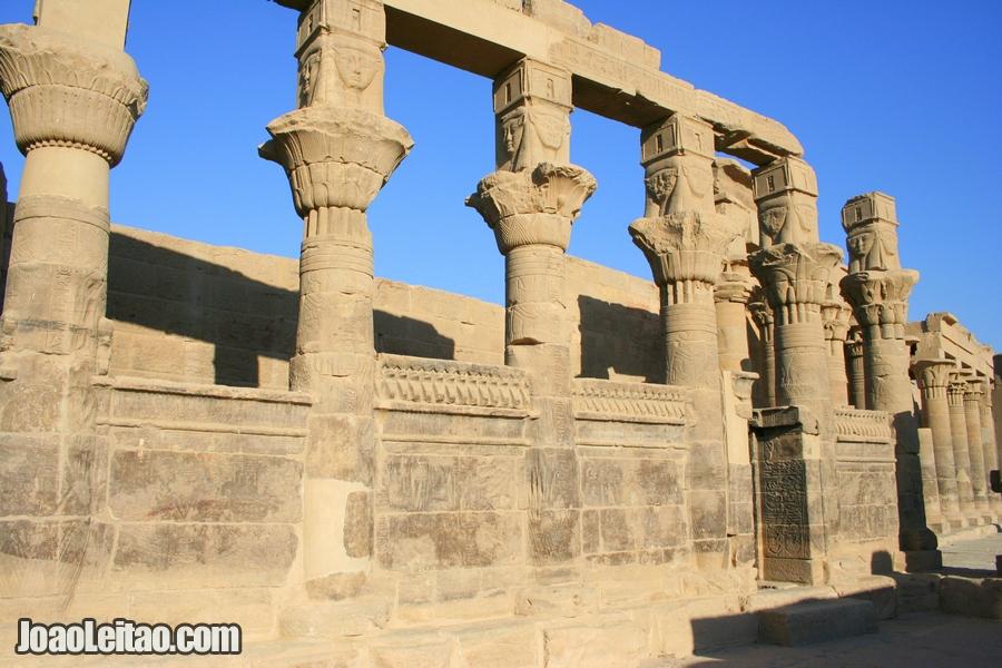 Templo de Filae Egito (3)