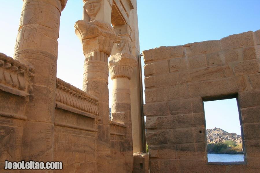 Templo de Filae Egito (4)