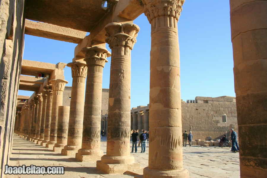 Templo de Filae Egito (5)