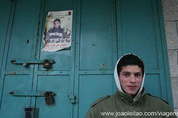 Arte política da Palestina