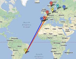 brasil-europa-distancias