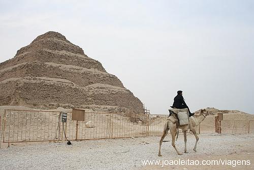 Pirâmide de Sacara, Mênfis Egipto