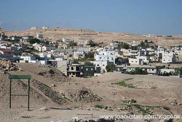Cidade Mais Antigo do Mundo, Tel Jericho, Palestina