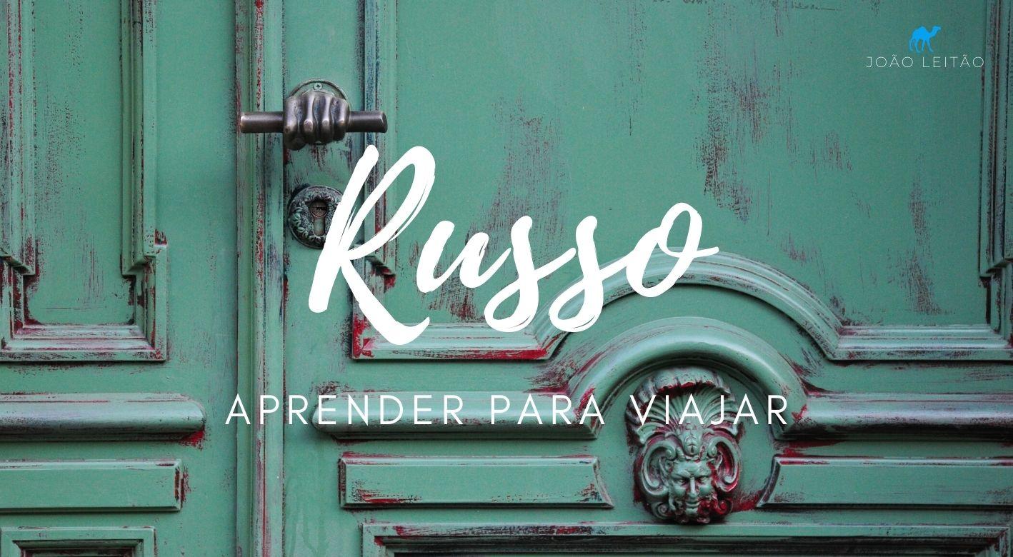 Aprender Russo para Viajar