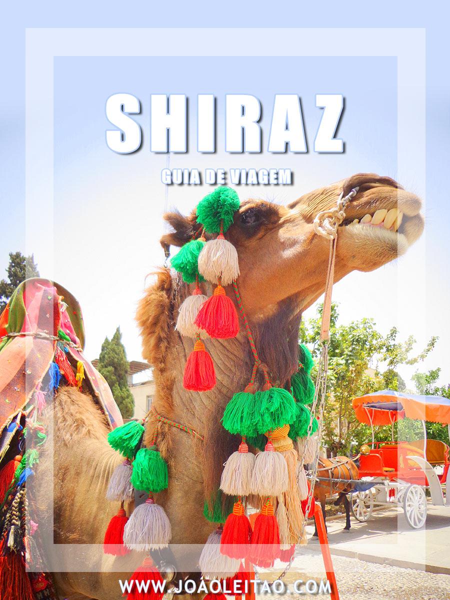 VISITAR SHIRAZ