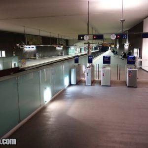 Entrada do Metro de Lisboa