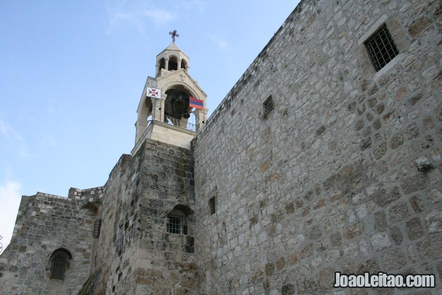 Basílica da Natividade em Belém, Palestina