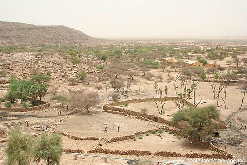 Aldeia Hombori, Mali