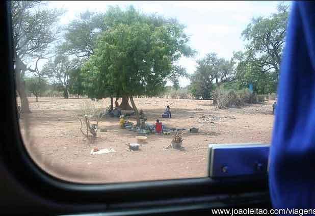 Autocarro Bamako até Mopti, Mali