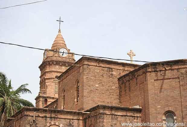 Catedral Católica de Bamako, Mali