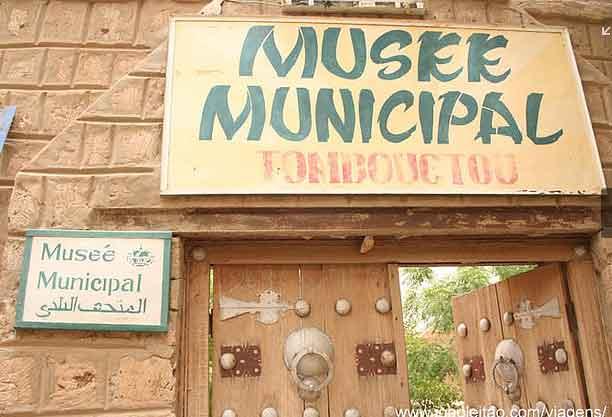 Museu Municipal de Timbuktu, Mali