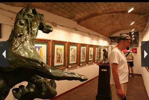 Casa Museu Salvador Dalí, Barcelona Espanha