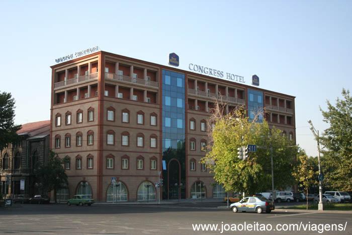 Congress Hotel Erevan, Hotel em Yerevan na Arménia 4