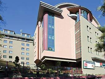 Hotel Ibis em Budapest, Hungria 1