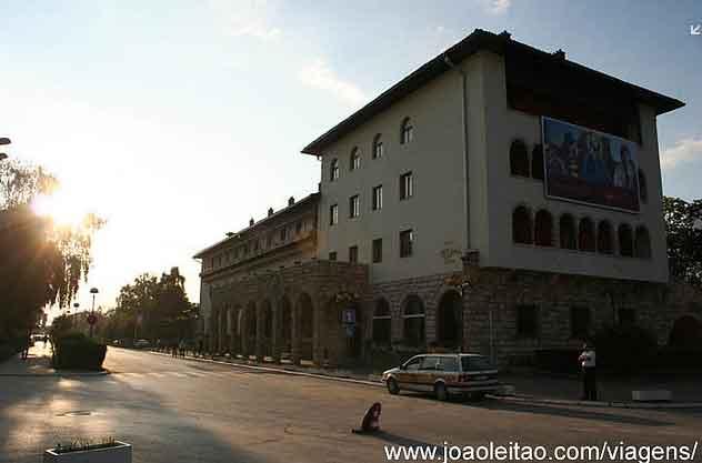 Hotel Royal Arda em Peja, Kosovo