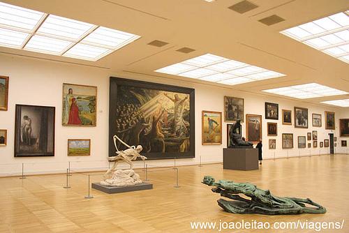 Statens Museum for Kunst em Copenhagen