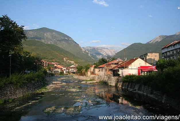 Centro de Peja, Kosovo