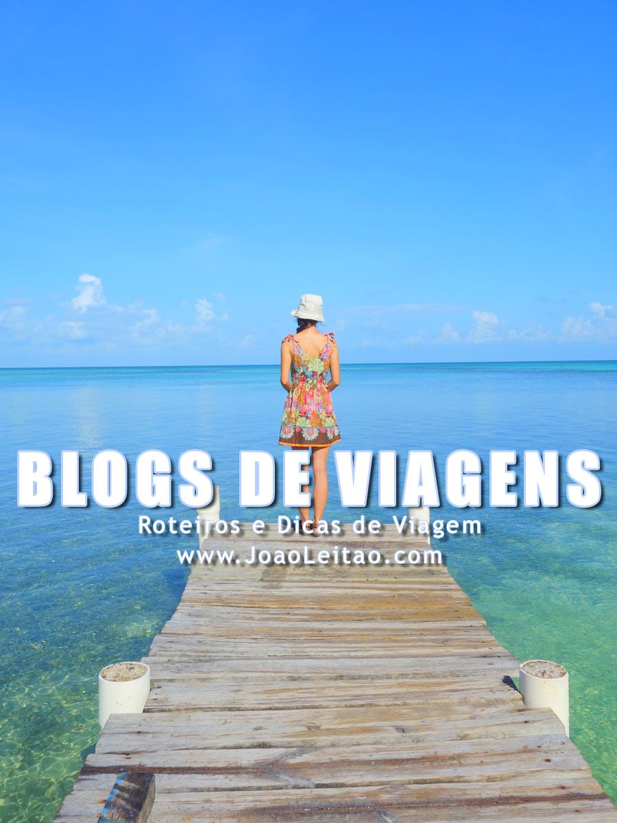 Blogs de Viagens - Blogueiros Portugueses e Brasileiros
