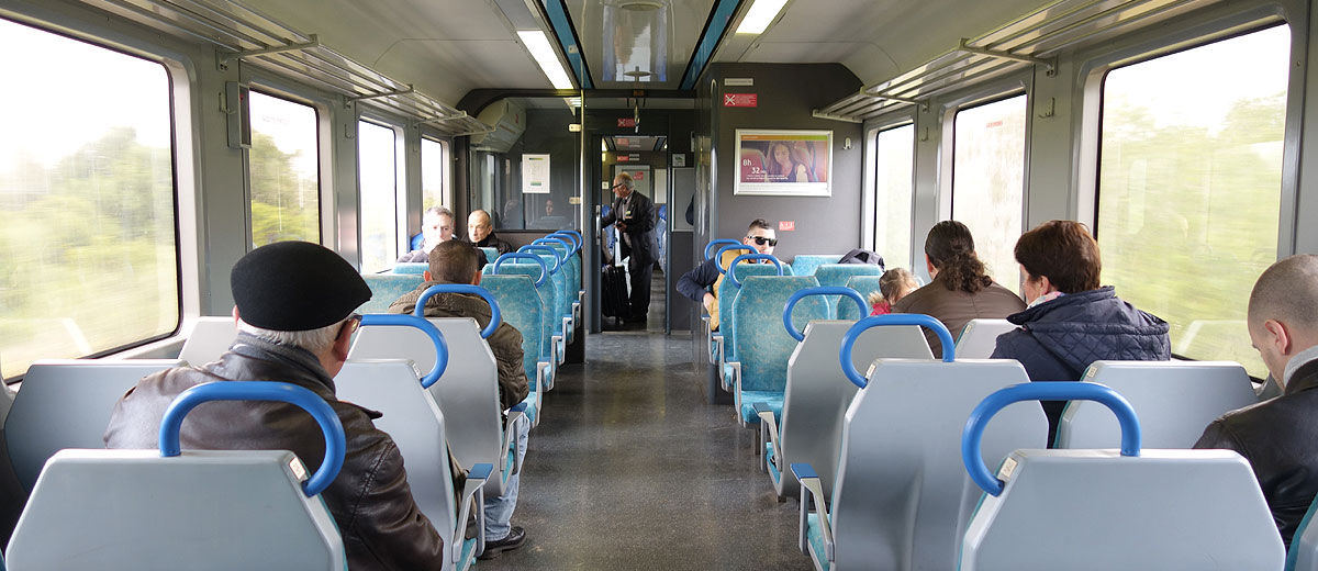 Comboio Portimão Lisboa