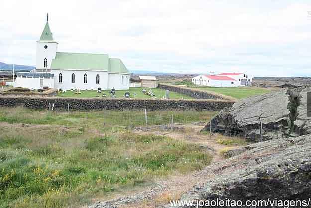 Igreja de Reykjahlid