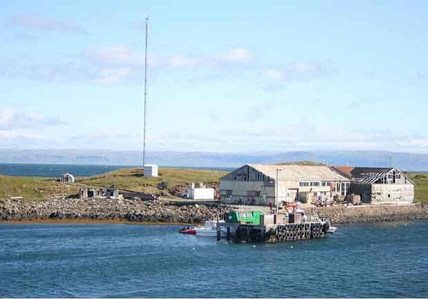 Ilha Flatey, Baía de Breidafjordur, Islândia
