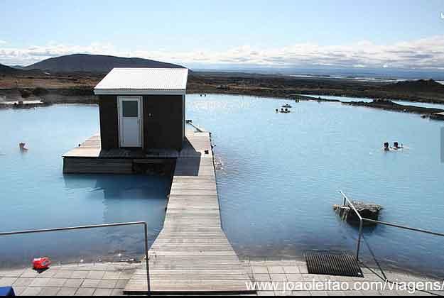 SPA geotérmico Mývatn Nature Baths, Myvatn, Islândia