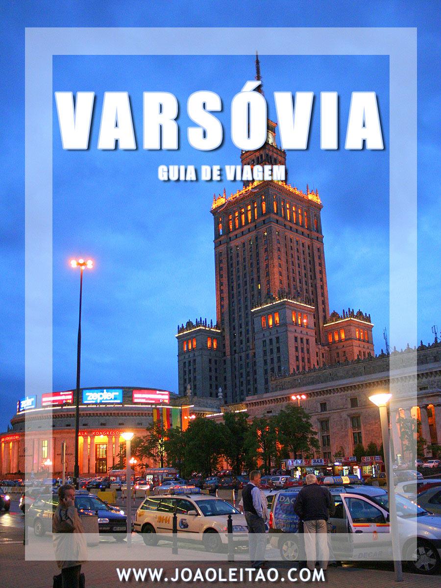 VISITAR VARSÓVIA