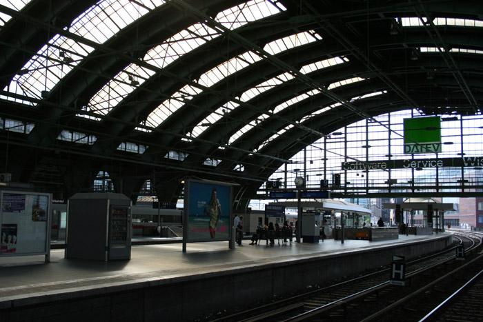 Comboio Berlim até Varsóvia, Comboio Alemanha até Polónia
