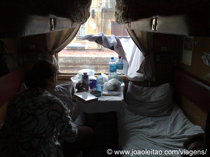 Comboio Varsóvia até Lviv, Polónia até Ucrânia