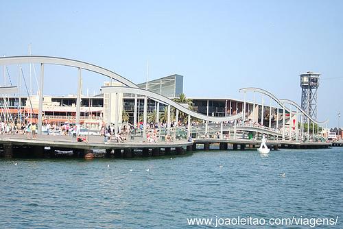 Viagem Barco em Barcelona, Espanha