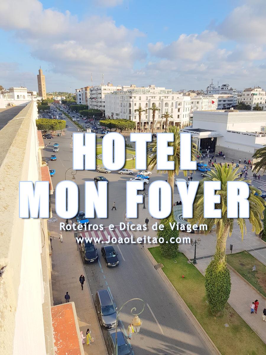 Hotel Mon Foyer em Rabat, Marrocos