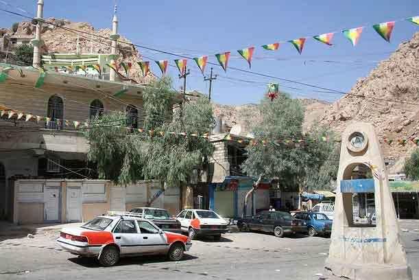 Aqrah, Região Curdistão, Iraque