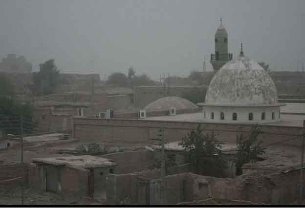 Cidadela de Erbil, Hawler, Região Curdistão, Iraque