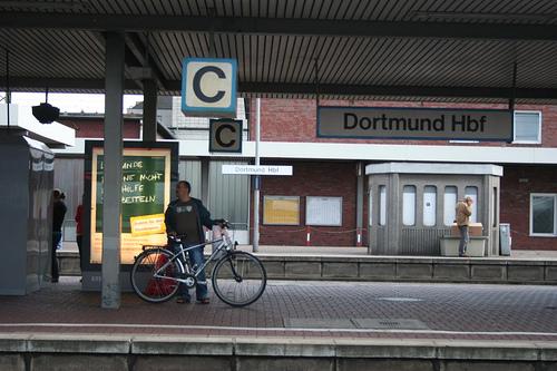 Táxi Aeroporto até ao centro em Dortmund Alemanha 2