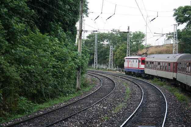 Comboio Istambul até Bucareste