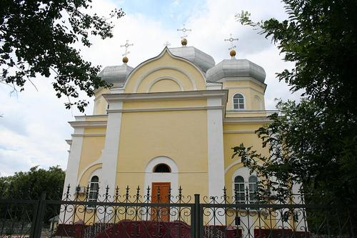 Igreja São João, Comrat Gagaúzia