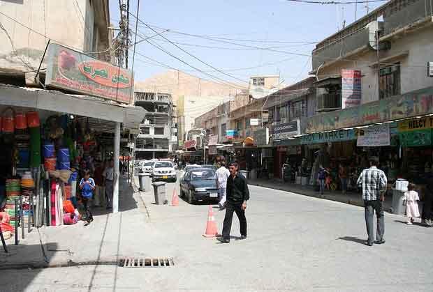 Dohuk, Região do Curdistão, Iraque
