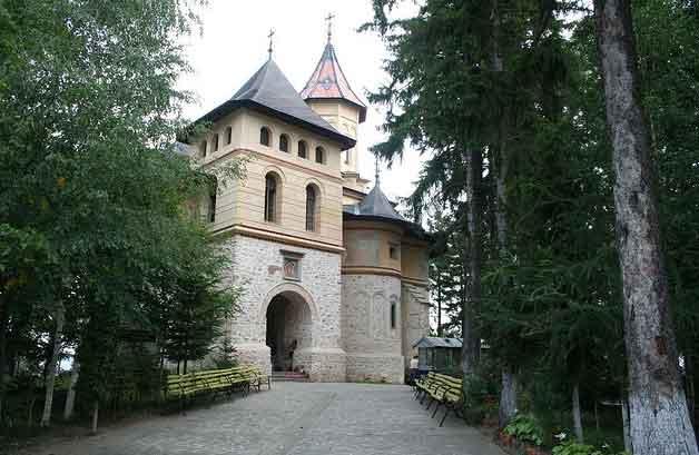 Igreja Mirauti em Suceava, Roménia