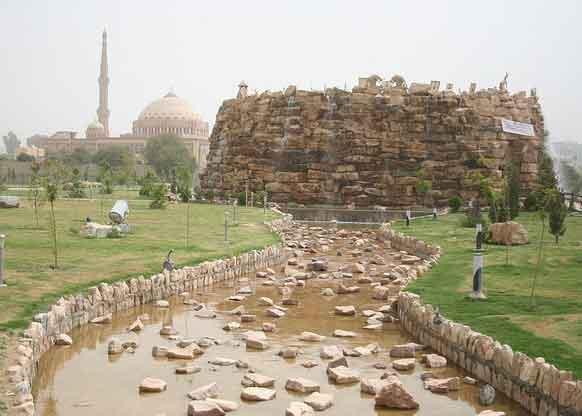 Parque Shanidar em Erbil, Região Curdistão, Iraque