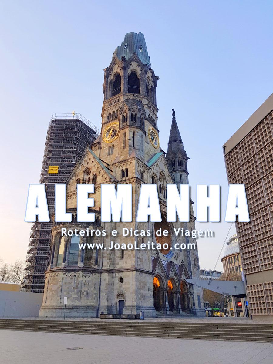 Visitar Alemanha – Roteiros e Dicas de Viagem