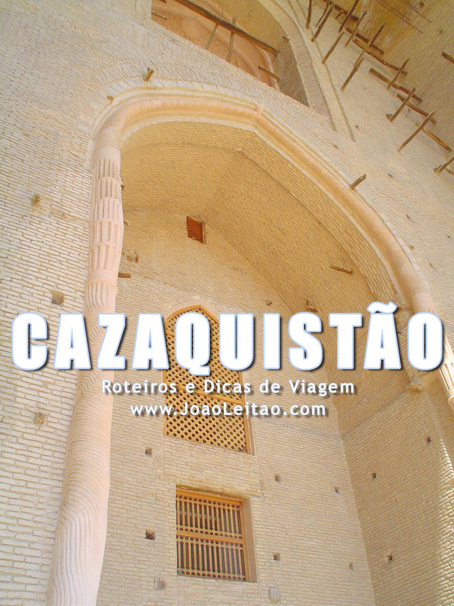 Visitar Cazaquistão – Roteiros e Dicas de Viagem