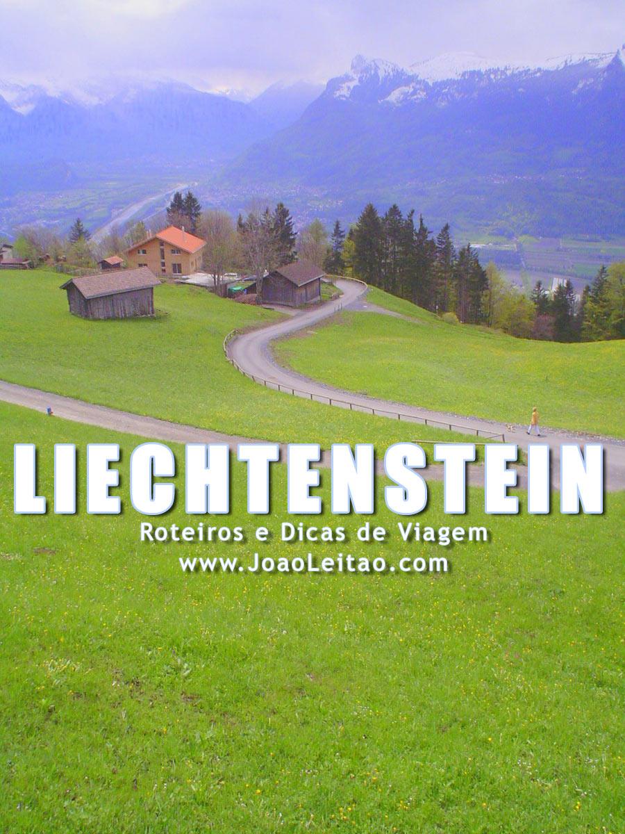 Visitar Liechtenstein – Roteiros e Dicas de Viagem
