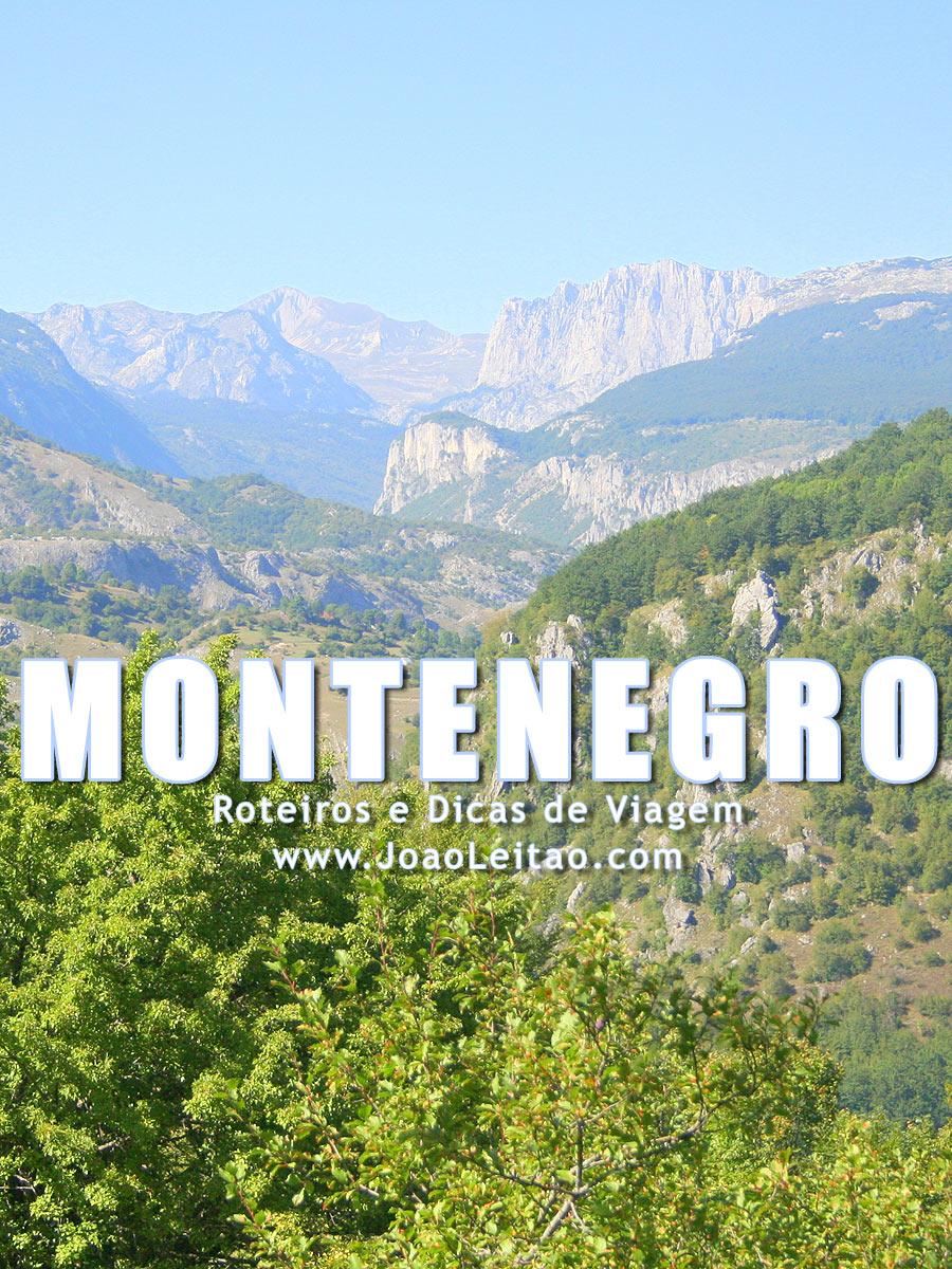 Visitar Montenegro – Roteiros e Dicas de Viagem