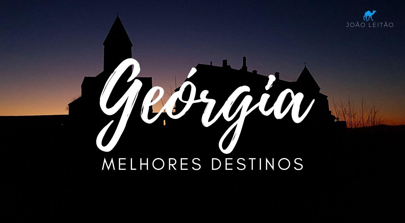 O que fazer na Geórgia