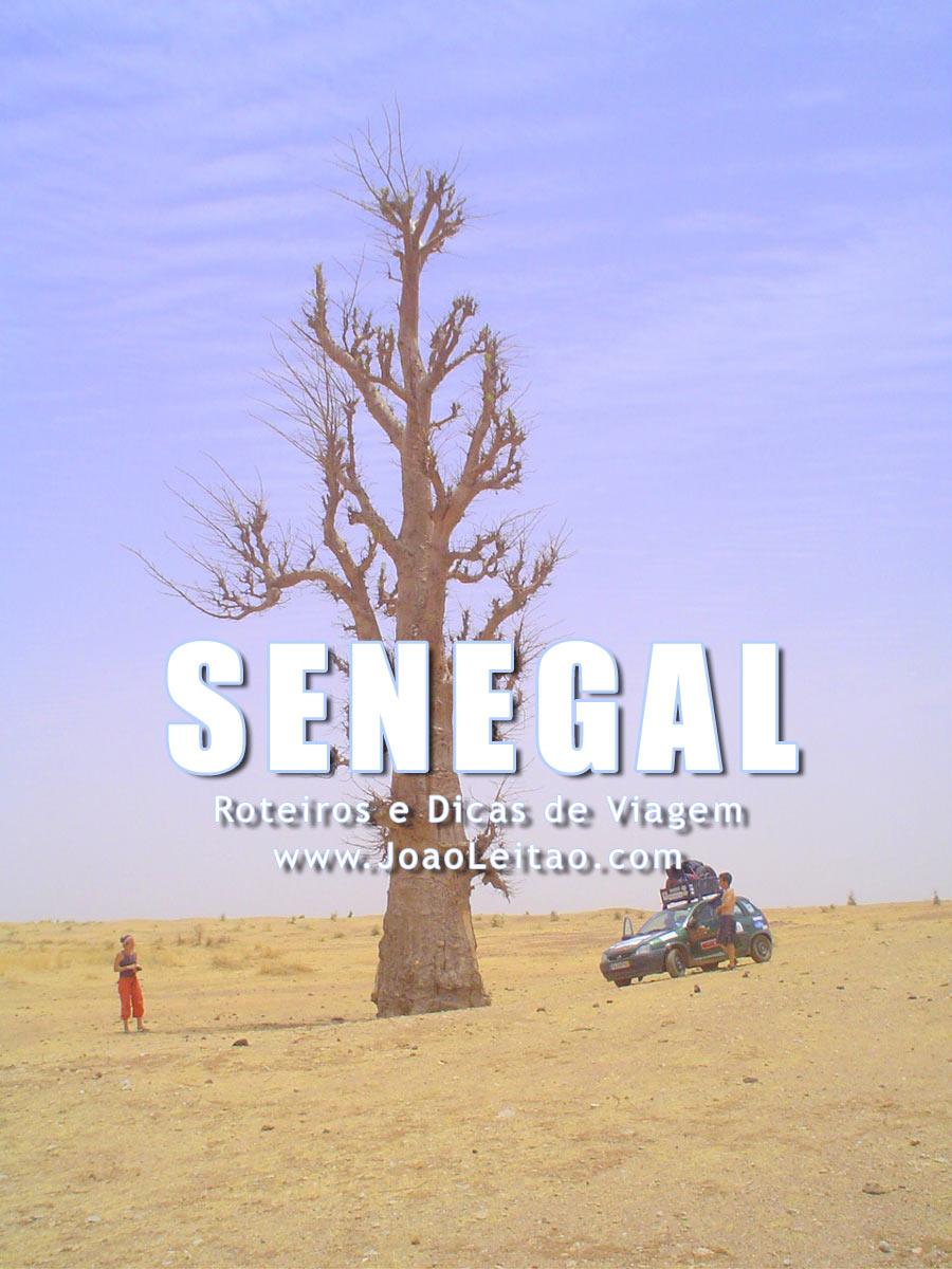 Visitar Senegal - Roteiros e Dicas de Viagem