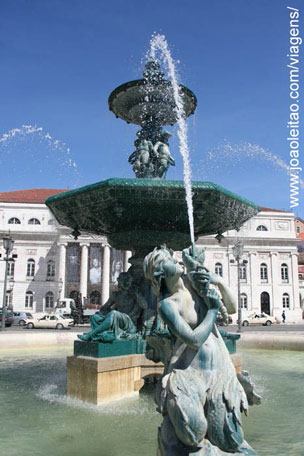 Lisboa a capital de Portugal