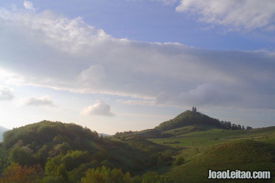 Calvário de Banská Stiavnica, Visitar Eslováquia