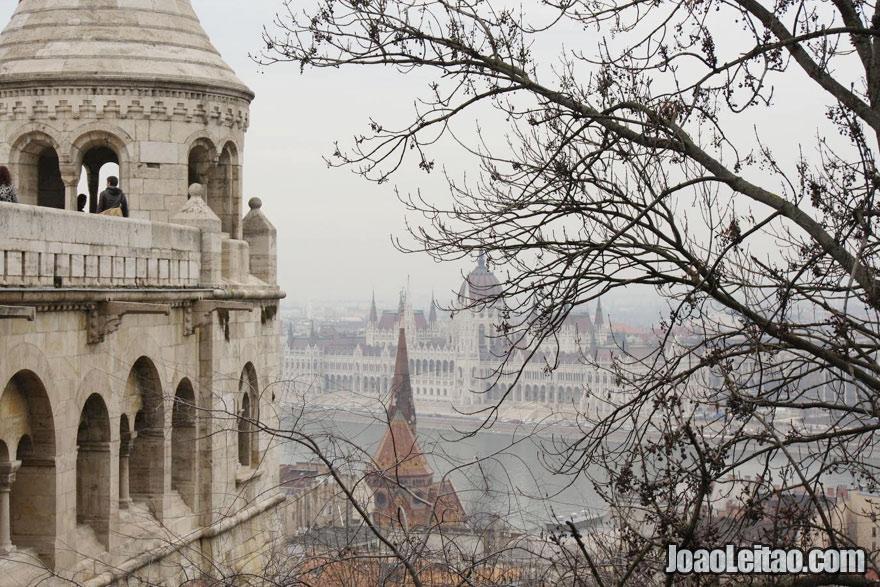 Colina do castelo de Buda em Budapeste, Visitar a Hungria