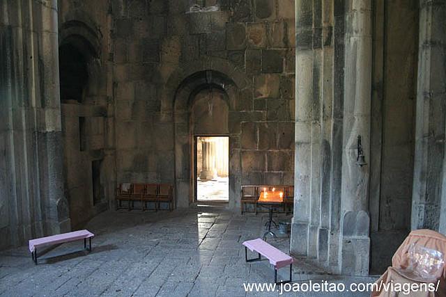 Vídeo Canto litúrgico Ortodoxo, Mosteiro Haghpat, Arménia 1