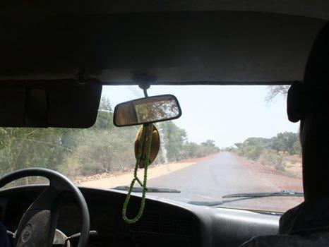 Viajar à Boleia no Mali
